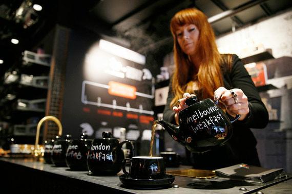 Производитель чая Lipton может открыть первые магазины в России