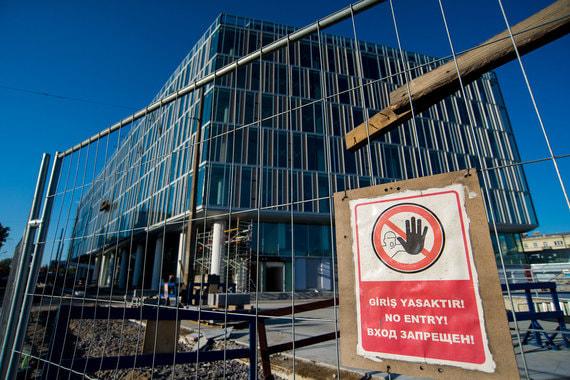ff14f6def150 Один из проблемных участков – территория завода «Вулкан», которую власти  перевели в категорию скверов. Фонд GHP Russia Real Estate Development успел  ...