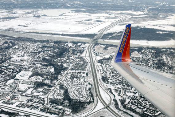 Пятерку самых ценных мировых брендов авиакомпаний замыкает американский лоукостерSouthwest Airlines. Бренд компании оценивается в $5,298 млрд против $6,001 млрд годом ранее