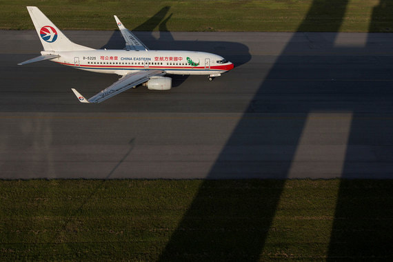 Еще одна китайская авиакомпания –China Eastern Airlines – также усилила позиции в рейтинге и поднялась на седьмую строчку. По данным Brand Finance, ее бренд подорожал до $3,810 млрд с $3,145 млрд