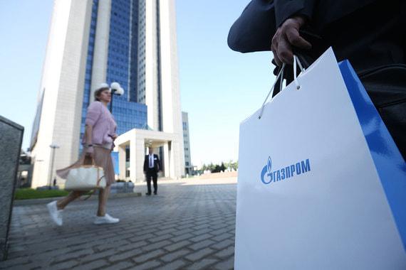 Чистая прибыль «Газпрома» за год упала на четверть