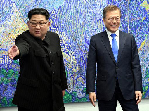 21 апреля КНДР объявила о прекращении испытаний ядерного оружия и  баллистических ракет, а также о закрытии ядерного полигона в Пхунгери