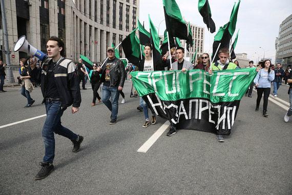 По данным проекта «Белый счетчик», в акции приняли участие тысячи  москвичей: к 15.30 мск на территорию проведения митинга прошли 12 300  человек