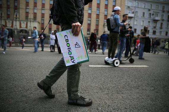 Основатель Telegram Павел Дуров в воскресенье призвал москвичей принять  участие в митинге. По его мнению, это исторический шанс для москвичей  выразить общую позицию