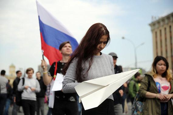 На  проспекте Академика Сахарова в Москве проходит митинг против  блокировки  Telegram, а также против Роскомнадзора и цензуры. Его  организатором  является Либертарианская партия России. Акция согласована с  мэрией  Москвы