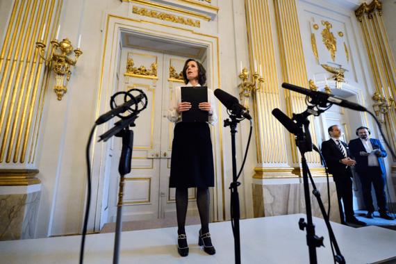 Решение не повлияет на процесс вручения Нобелевских премий 2018 г. в других областях