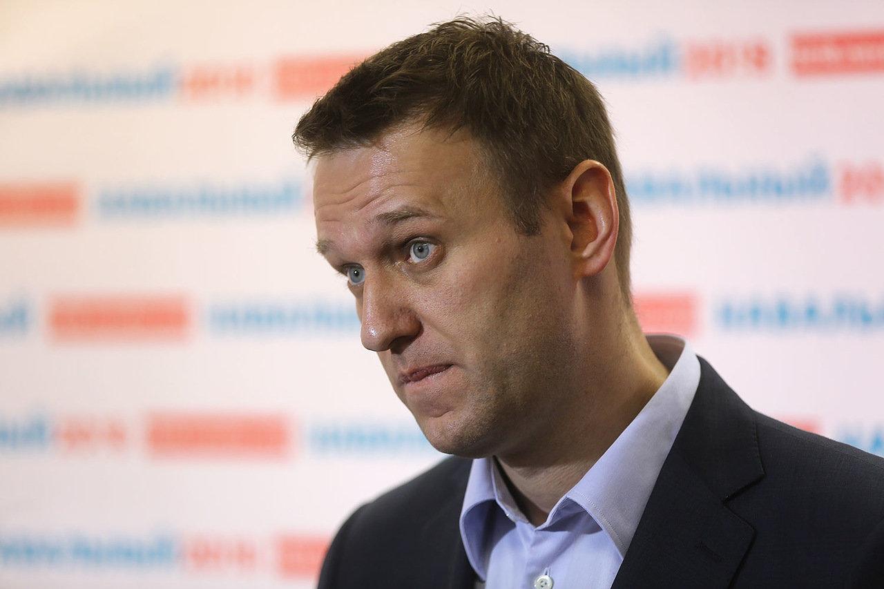Как росла узнаваемость Навального