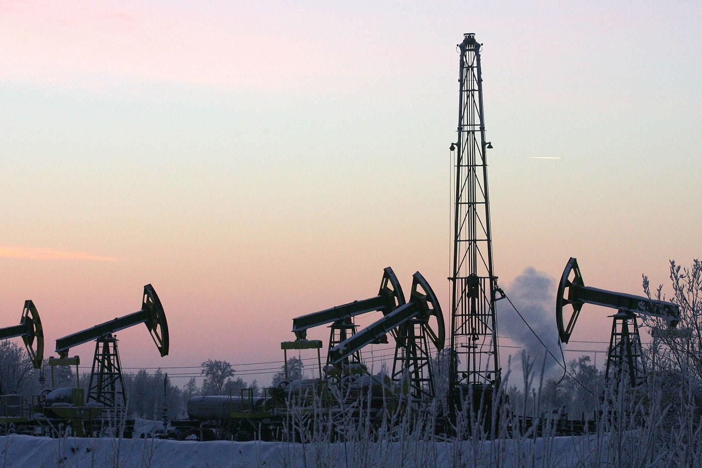 Как Россия добывала и экспортировала нефть и газ