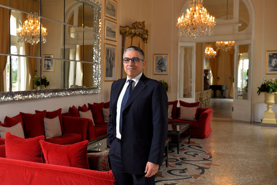 «Феллини и Grand Hotel Rimini связаны неразрывно»