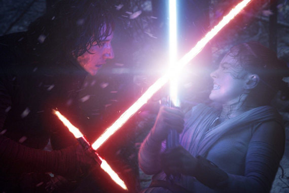 «Звёздные войны: Пробуждение силы» собрал в России 1,9 млрд руб.