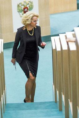 2015 г., председатель Счетной палаты