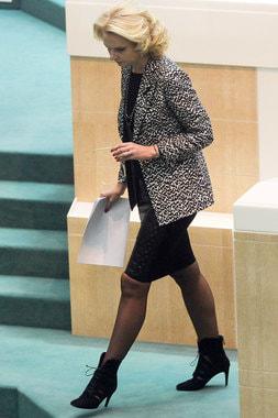 2014 г., председатель Счетной палаты