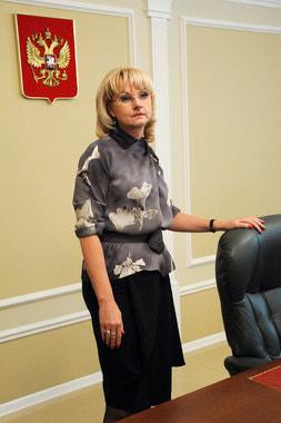 2012 г., министр здравоохранения и социального развития
