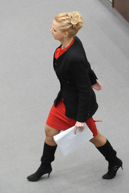 2009 г., министр здравоохранения и социального развития, в Госдуме