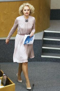 2015 г., председатель Счетной палаты, в Госдуме