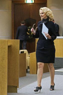 2016 г., председатель Счетной палаты