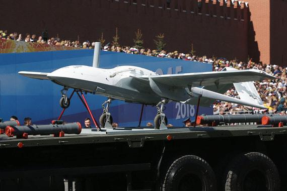 Беспилотники «Корсар» самолетного типа