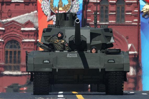 Новейшие танки «Армата»