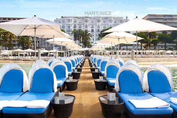 Инфраструктура отеля включает собственный пляж