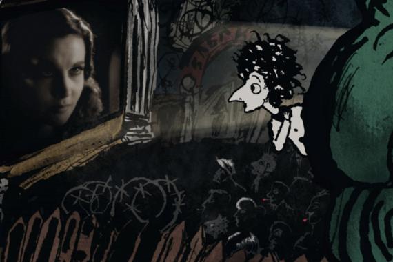 «Знаешь, мама, где я был?» – полнометражный мультфильм Лео Габриадзе, снятый по рассказам его отца, художника, писателя и режиссера Резо Габриадзе