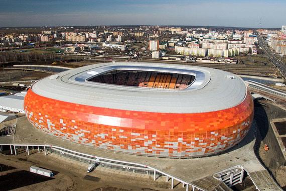 На стадионе «Мордовия арена» состоятся четыре матча группового этапа ЧМ-2018. Вместимость арены – более 45 000 человек. Строительство стадиона началось в 2010 г. и обошлось бюджету в 15,8 млрд руб.