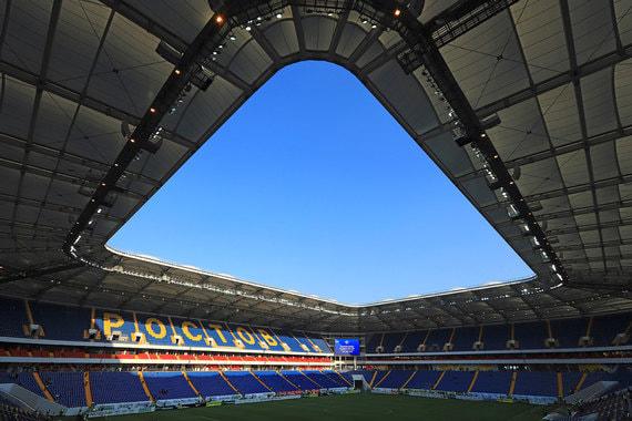 Во время ЧМ-2018 в Ростове-на-Дону сыграют сборные Бразилии и Швейцарии, Уругвая и Саудовской Аравии, Южной Кореи и Мексики, Исландии и Хорватии