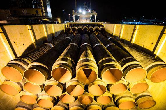 normal 13t Польша возбудила дело против «Газпрома» и его партнеров по «Северному потоку – 2»