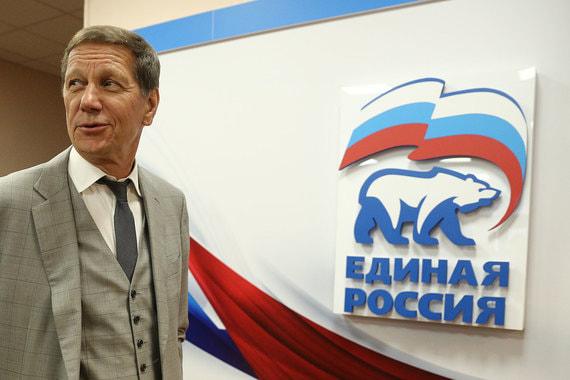 Первый вице-спикер Госдумы Александр Жуков