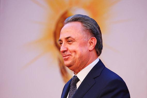 Вице-премьер Виталий Мутко