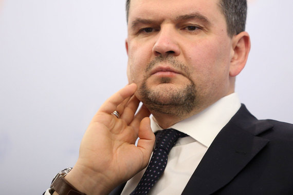 Вице-премьер Максим Акимов