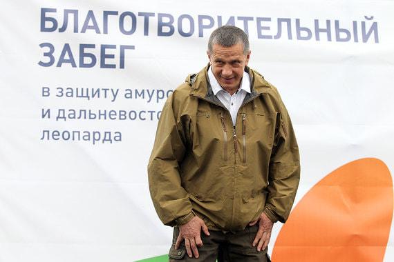 Вице-премьер и полномочный представитель президента в Дальневосточном федеральном округе Юрий Трутнев