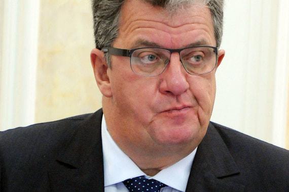 Сергей Приходько, занимавший должности вице-премьера и руководителя аппарата правительства