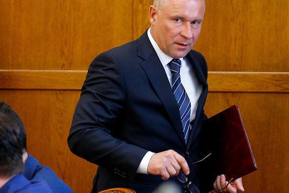 Министр по чрезвычайным ситуациям Евгений Зиничев