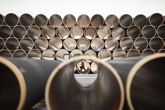 «Северный поток – 2» – новый экспортный газопровод, который должен пройти из России в Германию по дну Балтийского моря