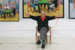 Главным событием ярмарки книг об искусстве в «Гараже» станет выступление Мартина Гейфорда, британского арт-критика и соавтора Дэвида Хокни по книге «История картин». Помимо нее все выходные будут проводиться встречи с представителями издательств, редакторами, авторами книг и культурных проектов, представленных в музее