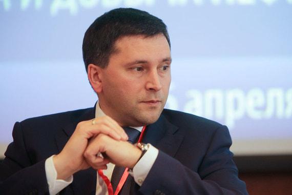 Министр природных ресурсов и экологии Дмитрий Кобылкин