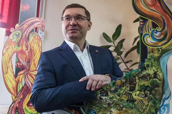 Министр строительства и ЖКХ Владимир Якушев