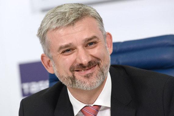 Министр транспорта Евгений Дитрих