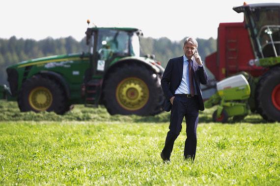 Александр Ткачев, занимавший должность министра сельского хозяйства