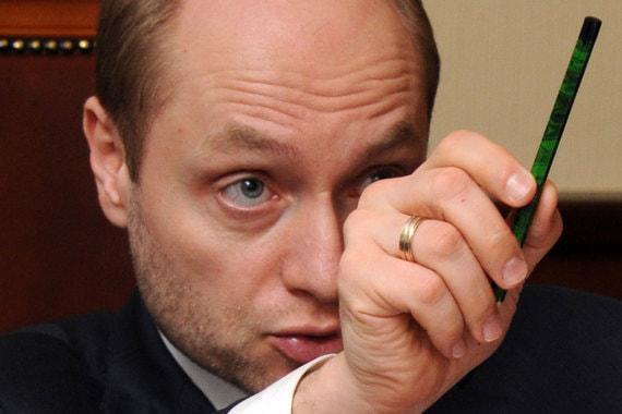 Александр Галушка, занимавший должность министра по развитию Дальнего Востока