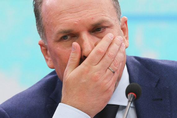 Михаил Мень, занимавший должность министра по делам ЖКХ