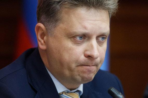 Максим Соколов, занимавший должность министра транспорта