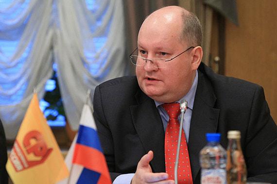 Министр по делам Северного Кавказа Сергей Чеботарев