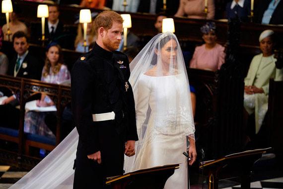 normal 13zz Принц Гарри и Меган Маркл обвенчались в Виндзорском замке