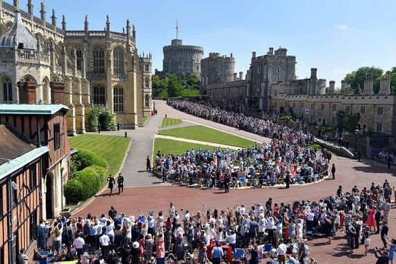 19 мая 2018 г. состоялась церемония бракосочетания британского принца Гарри и американской актрисы Меган Маркл. Местом главных торжеств стала главная загородная резиденция британских монархов — Виндзорский замок