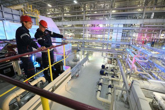 «Ренова» готова продать электроэнергетическую компанию «Т плюс»