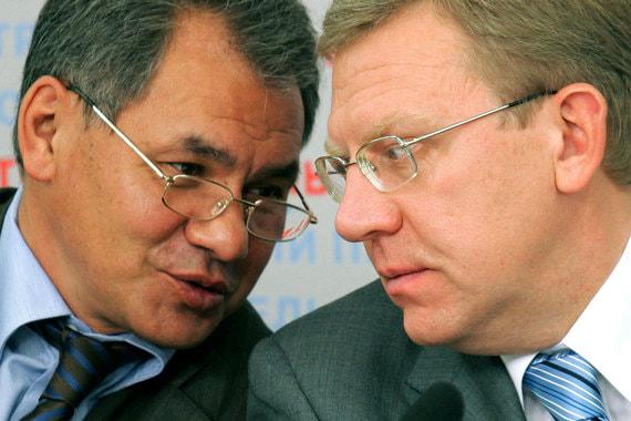 «Мы шутили, сколько у нас было отставок. Больше всего их оказалось у главы МЧС Сергея Шойгу – на его счету 20 отставок». 2007 г.