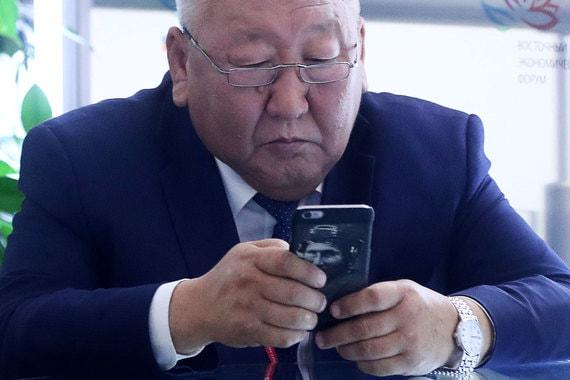 В Якутии (на фото губернатор Егор Борисов) и Алтайском крае был самый высокий уровень протестного голосования на выборах президента - 2018: Владимир Путин получил там свои худшие результаты