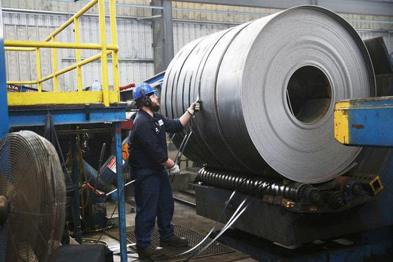 Ожидание пошлин взвинтило цены на сталь в США