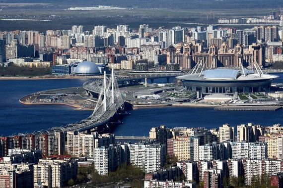 Санкт-Петербург страдает от вице-губернатора Линченко